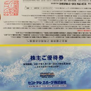 スポーツジム優待券最大6人分(フィットネスクラブ)