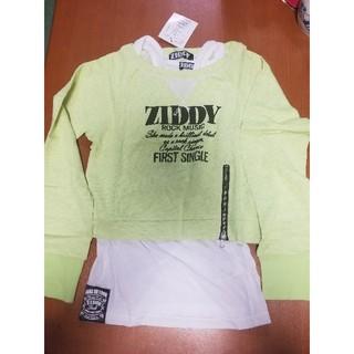 ジディー(ZIDDY)のジディーの春トップス160(Tシャツ/カットソー)