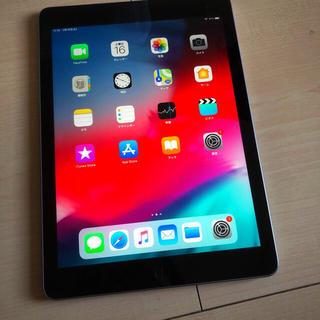 アイパッド(iPad)の送料無料!2017年モデル ipad MP2H2J/A128GB wifiモデル(タブレット)
