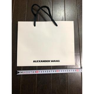 アレキサンダーワン(Alexander Wang)のAlexander Wangアレキサンダーワン紙袋 ショッパー(ショップ袋)