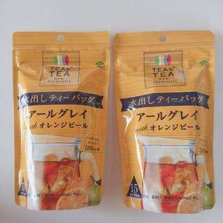 イトウエン(伊藤園)のTEA'sTEA   水出しティーバッグ アールグレイ with オレンジピール(茶)