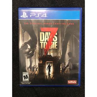 Taiki64 様 専用7DAYS TO DIE PS4 海外版 中古品(家庭用ゲームソフト)