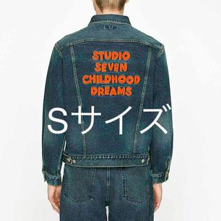 GU - GU × STUDIO SEVEN デニムジャケット Gジャン Sサイズ