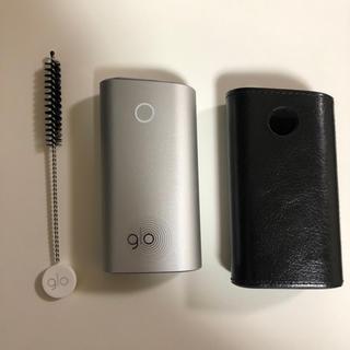 グロー(glo)のglo カバー付き 箱、付属品なし(タバコグッズ)