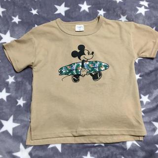 ディズニー(Disney)のサーフミッキー Tシャツ(Tシャツ/カットソー)