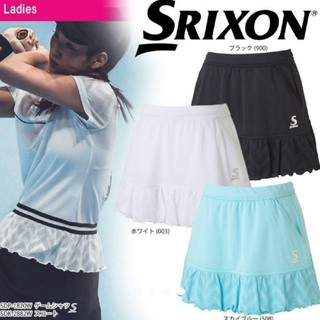 スリクソン(Srixon)の新品 スリクソン テニス スコートO/フィラ エレッセ プリンス ディアドラ(ウェア)