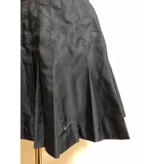 ナイキ(NIKE)のナイキ スコート黒XS(ウェア)