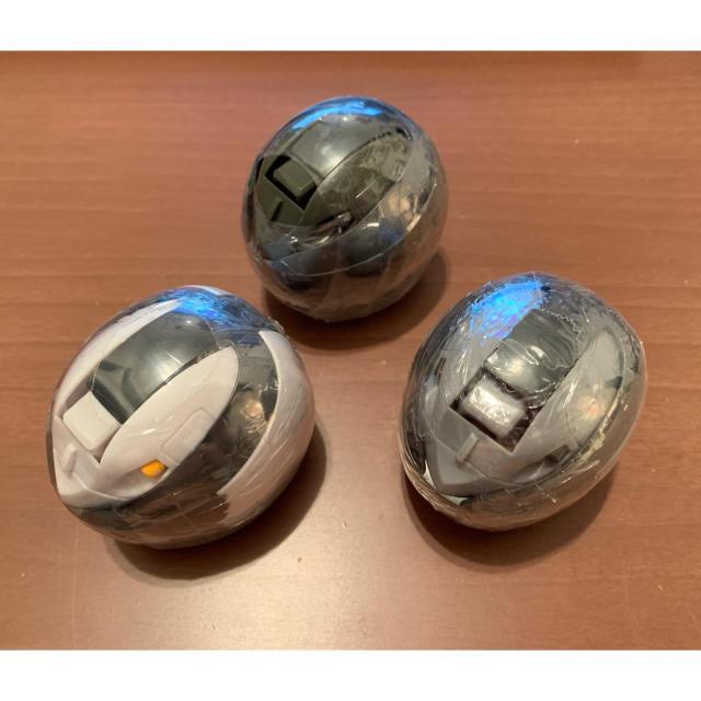 BANDAI(バンダイ)の全三種コンプ エクシードモデルガンダムヘッド  エンタメ/ホビーのおもちゃ/ぬいぐるみ(キャラクターグッズ)の商品写真