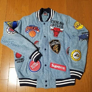 値下げ!NBA Teams Warm-Up Jacket ×Nike(スタジャン)