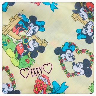 ディズニー(Disney)の❤️専用❤️(生地/糸)