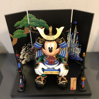 ディズニー(Disney)の専用!!!!期間限定値下げ!ディズニーリゾート 限定 五月人形!大(その他)