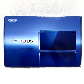 ニンテンドー3DS - 3DS コバルトブルー