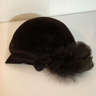 グリモワール(Grimoire)のMeno ヴィンテージ アンティーク ベッドドレス 帽子 ヘアアクセサリー(その他)