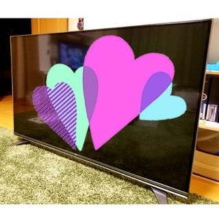 エルジーエレクトロニクス(LG Electronics)のLG電子 55V型4K対応液晶テレビ 55UH7500(テレビ)