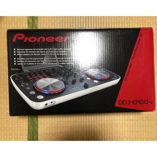 パイオニア(Pioneer)のPioneer ERGO-V おまけ付き(DJコントローラー)