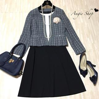 トウキョウエクストラグレイド(TOKYO EXTRA GRADE)の東京スタイルGRADE×UNIQLO♡ノーカラージャケット+スカート 入学式(スーツ)