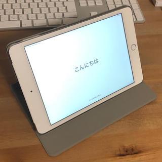 アイパッド(iPad)のiPad mini4 MK732J/A 64GB silver アイパッド(タブレット)