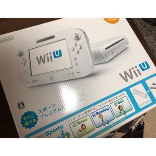 Wii U - WiiUプレミアム 本体 スマブラセット 送料込み