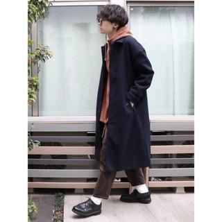 EMMA CLOTHES ロングコート(ステンカラーコート)