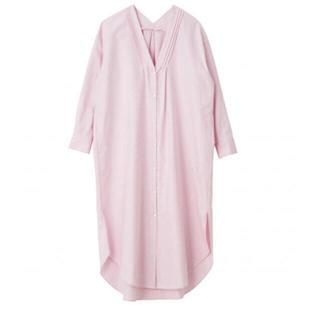 シー(SEA)のSEA 2018s オーバーサイズシャツドレス(シャツ/ブラウス(長袖/七分))