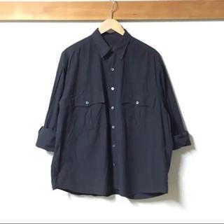 COMOLI - Porter Classic 18SS Roll Up Shirt