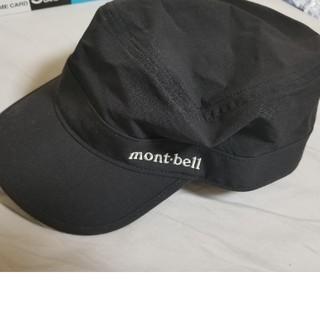 モンベル(mont bell)のmontbell キャップ #1118191(登山用品)