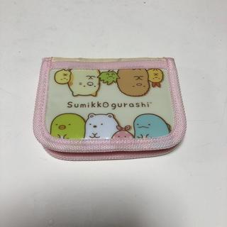 すみっコぐらし財布(財布)