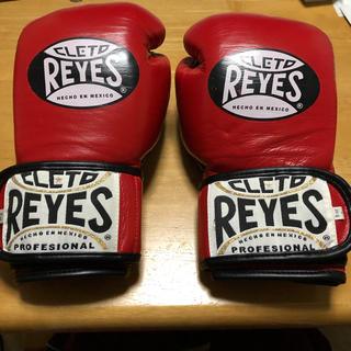 CLETO REYES 8オンス ボクシンググローブ レイジェス ボクシング(ボクシング)