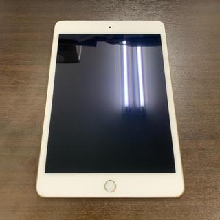 アイパッド(iPad)の【SIMロック解除済み】iPadmini4 16G セルラーモデル 送料込(タブレット)