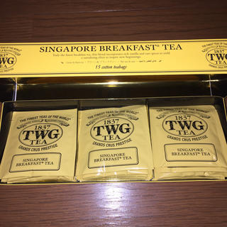TWG  紅茶 14袋(茶)
