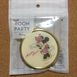 ディズニー(Disney)の【新品未使用】Disney♡ミニーマウス ミラー 鏡(ミラー)