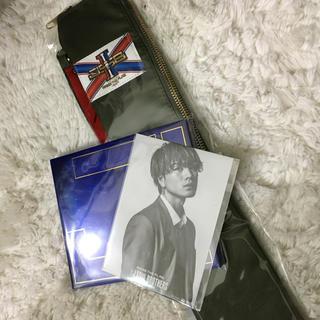 三代目 J Soul Brothers - 三代目JSB Yes we are CD スマプラ フォトカード フラッグケース