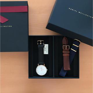 ダニエルウェリントン(Daniel Wellington)の新品同様 ダニエルウェリントン 腕時計(腕時計)