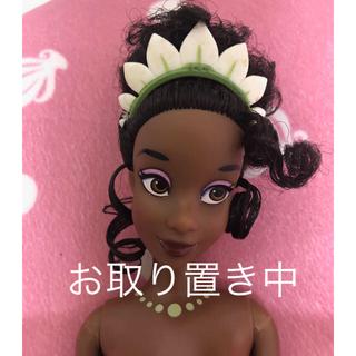 ディズニー(Disney)のお取り置き中 ティアナ 人形 ディズニー(ぬいぐるみ/人形)