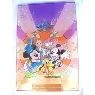 ディズニー(Disney)の雑貨115/2011年ハロウィン ディズニーアートスタンド(置物)