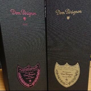 ドンペリニヨン(Dom Pérignon)の【空き箱セット】ドン・ペリニヨン(シャンパン/スパークリングワイン)
