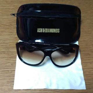 アッシュアンドダイアモンド(ASH&DIAMONDS)の❮お値下げしました❗❯アッシュ&ダイヤモンズ サングラス(サングラス/メガネ)