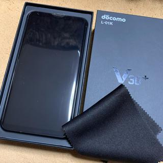 エルジーエレクトロニクス(LG Electronics)のドコモV30+ L-01K 新品(スマートフォン本体)