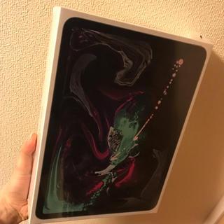 アイパッド(iPad)の【未開封】iPad Pro 11インチ 64GB Wi-Fi スペースグレイ(タブレット)