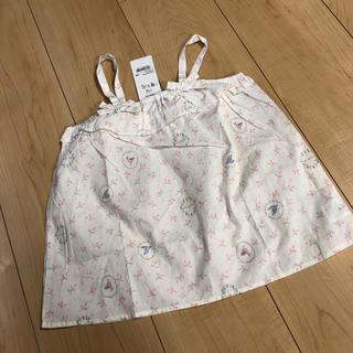 コンビミニ(Combi mini)の新品 コンビミニ  チュニック 110サイズ(Tシャツ/カットソー)