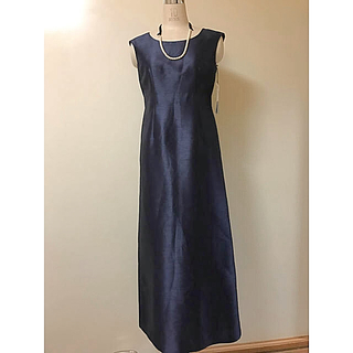 ソワール(SOIR)の新品タグ付き東京ソワールSOIR DOLCE素敵なドレス(その他ドレス)