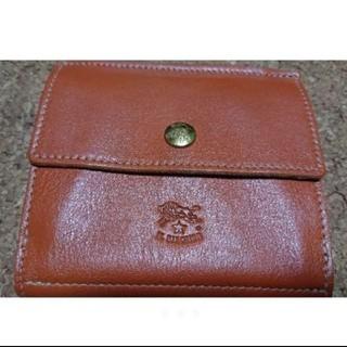 イルビゾンテ(IL BISONTE)の小さい財布レアIL BISONTE3つ折り財布 CARAイルビゾンテ(財布)