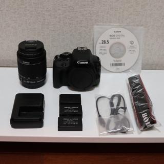 キヤノン(Canon)の【Nono様専用】EOS Kiss x7 EF-S18--55mm レンズキット(デジタル一眼)
