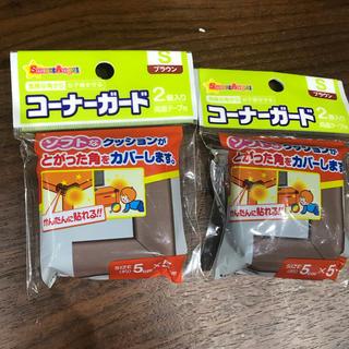 ニシマツヤ(西松屋)の【新品】コーナーカードS  ブラウン  (コーナーガード)