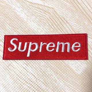 supreme ワッペン