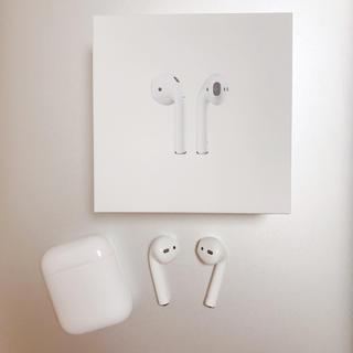 Apple - Airpods 本体 正規品 Apple