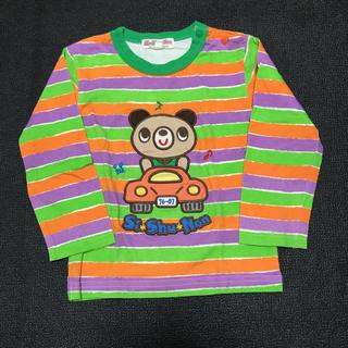 シシュノン(SiShuNon)の新品✧シシュノン ロンT サイズ90(Tシャツ/カットソー)