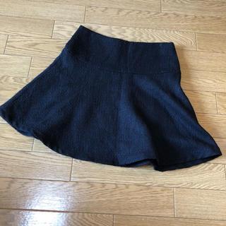 エモダ(EMODA)のエモダ フレアスカート(ひざ丈スカート)
