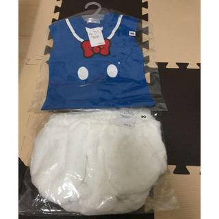 ディズニー(Disney)の90cm 新品 ディズニー ドナルド ベビー服(Tシャツ/カットソー)