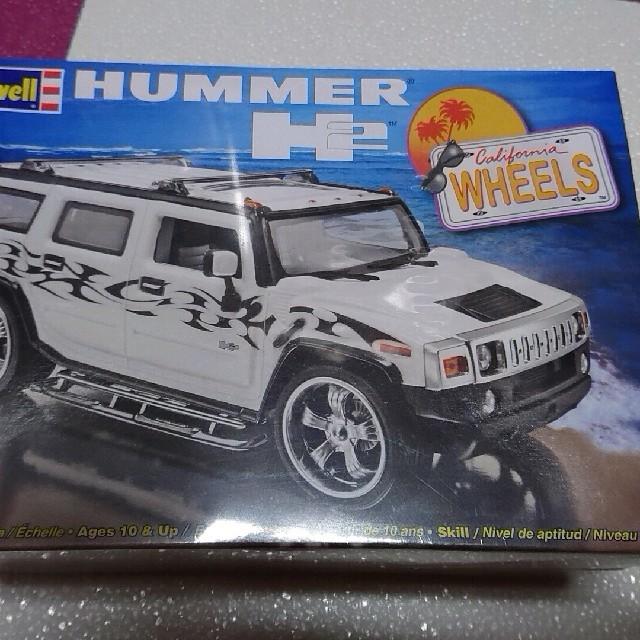 HUMMER(ハマー)の超レア レベル ハマーH2 カリフォルニアwheel エンタメ/ホビーのおもちゃ/ぬいぐるみ(模型/プラモデル)の商品写真